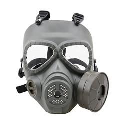 Maska plynová AIRSOFT ZELENÁ