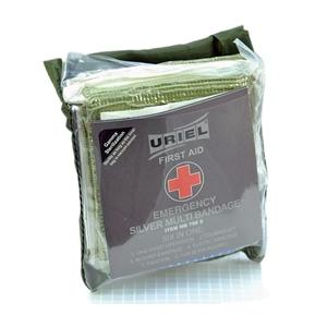 Obvaz taktický víceuèelový Uriel Silver Multi Bandage