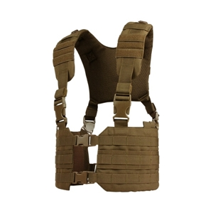 Vesta taktická RONIN CHEST RIG COYOTE BROWN