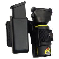 Pouzdro rotaèní pro zásobník 9mm Luger a obranný sprej