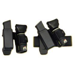 Pouzdro rotaèní MOLLE pro zásobník 9mm Luger a obranný sprej