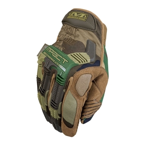Rukavice MECHANIX M-PACT COYOTE/CAMO