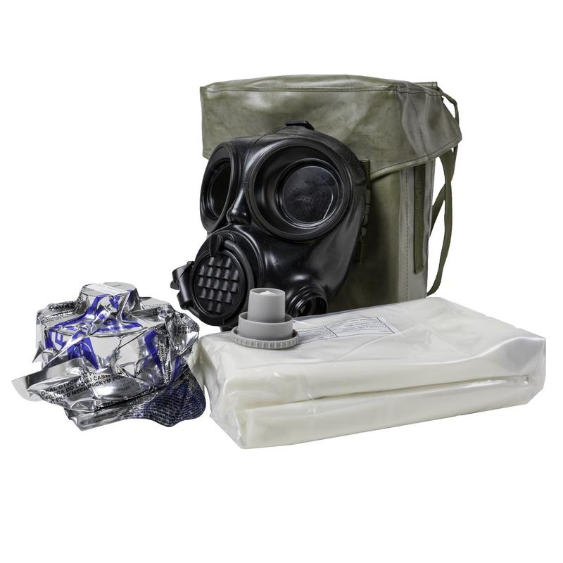 Maska plynová OM90 s filtrem a obalem   JP-90