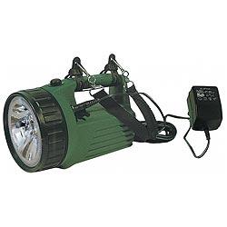 Nabíjecí svítilna halogenová 12x LED 3810
