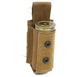 doprodej MOLLE SINGLE na 40mm granát COYOTE BROWN