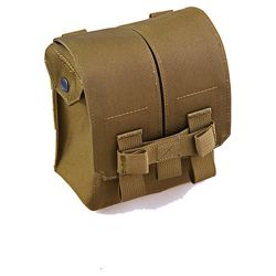 MOLLE na 200 nábojù COYOTE BROWN