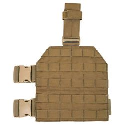 doprodej Panel MOLLE stehenní COYOTE BROWN