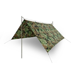 Plachta bivakovací SUPERTARP® US WOODLAND