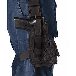 Pouzdro pistolové stehenní GLOCK 17 ÈERNÉ