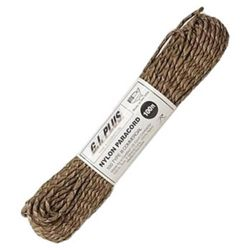 Šòùra PARACORD nylon 550LB 30m 4mm 6-COL DESERT