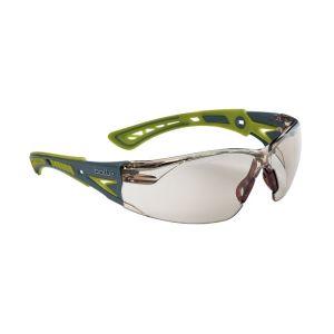Brýle ochranné RUSH  SMALL ZELENÉ CSP