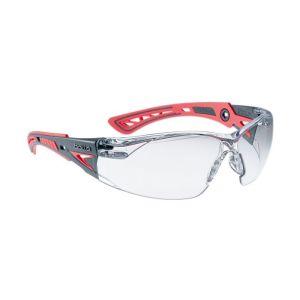 Brýle ochranné RUSH  SMALL ÈERVENÉ ÈIRÉ
