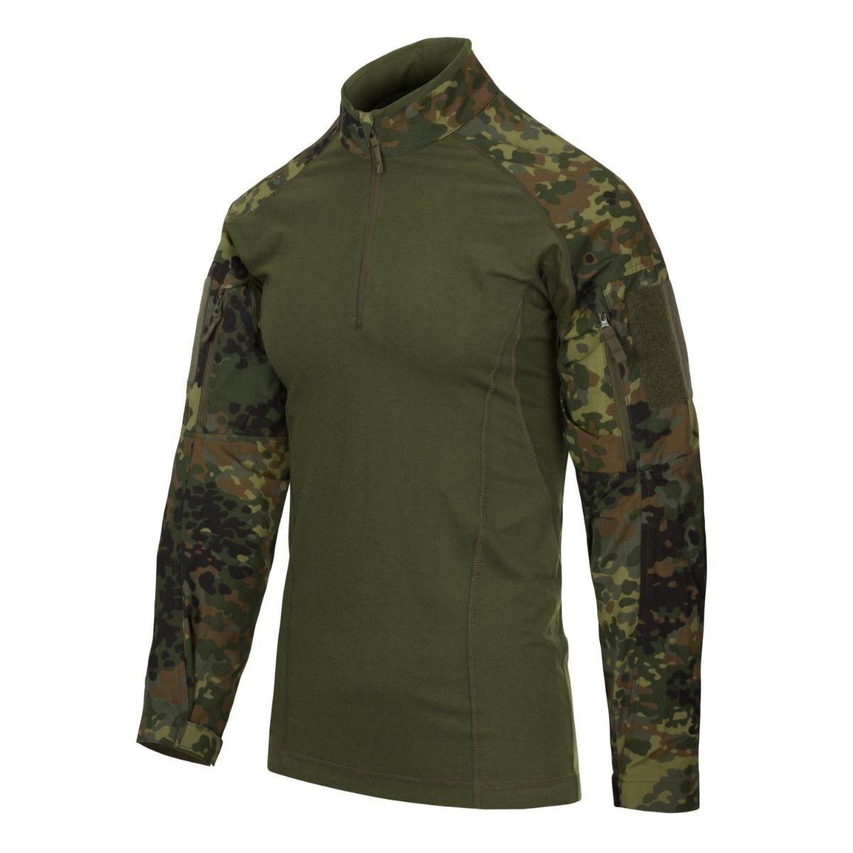 Košile taktická VANGUARD FLECKTARN