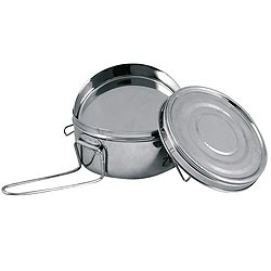 Jídelní nádobí tøídílné nerezové CAMP