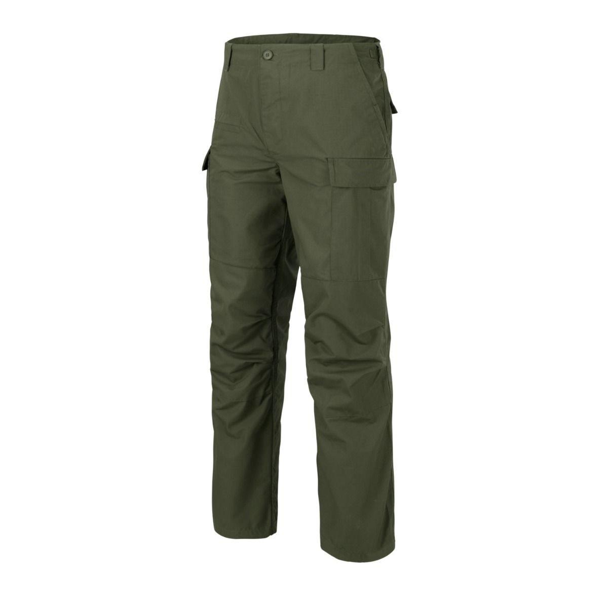 Kalhoty BDU MK2 ZELENÉ