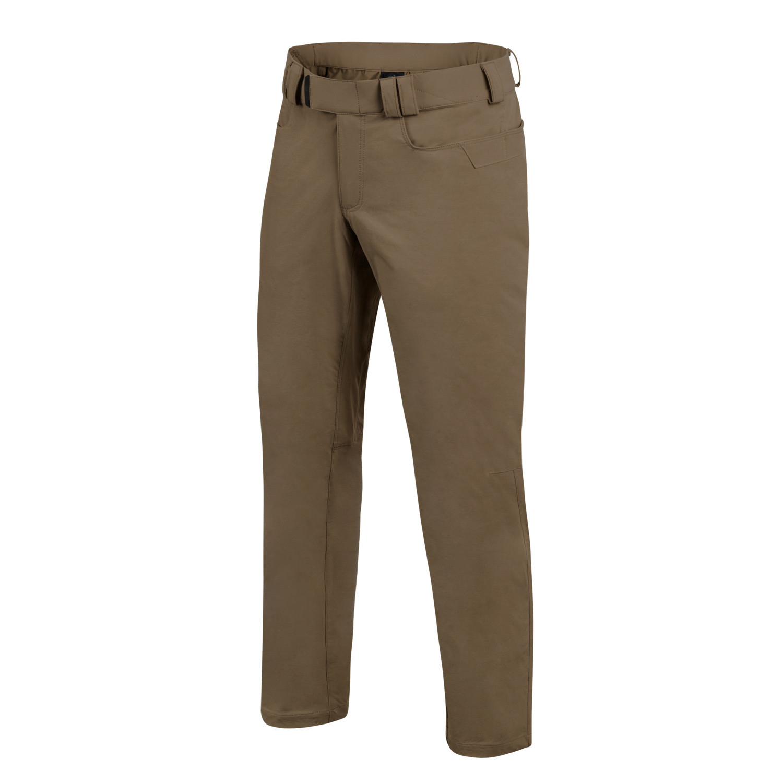 Kalhoty CTP COVERT VersaStretch® MUD BROWN