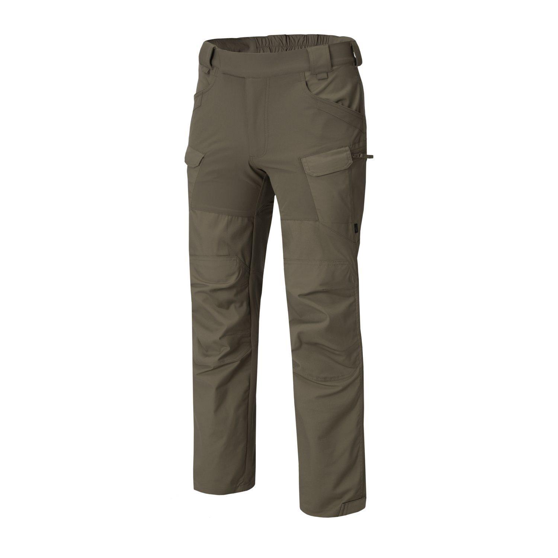 Kalhoty HYBRID OUTBACK® TAIGA GREEN