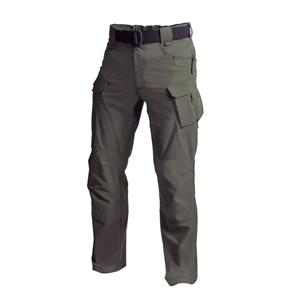 Kalhoty OUTDOOR TACTICAL® softshell TAIGA GREEN