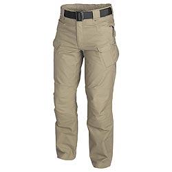 Kalhoty URBAN TACTICAL KHAKI rip-stop