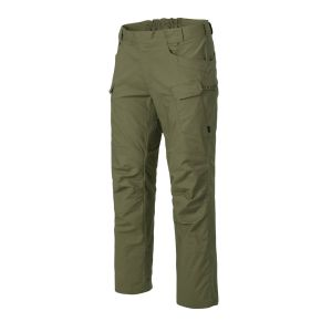 Kalhoty URBAN TACTICAL OLIVE GREEN rip-stop