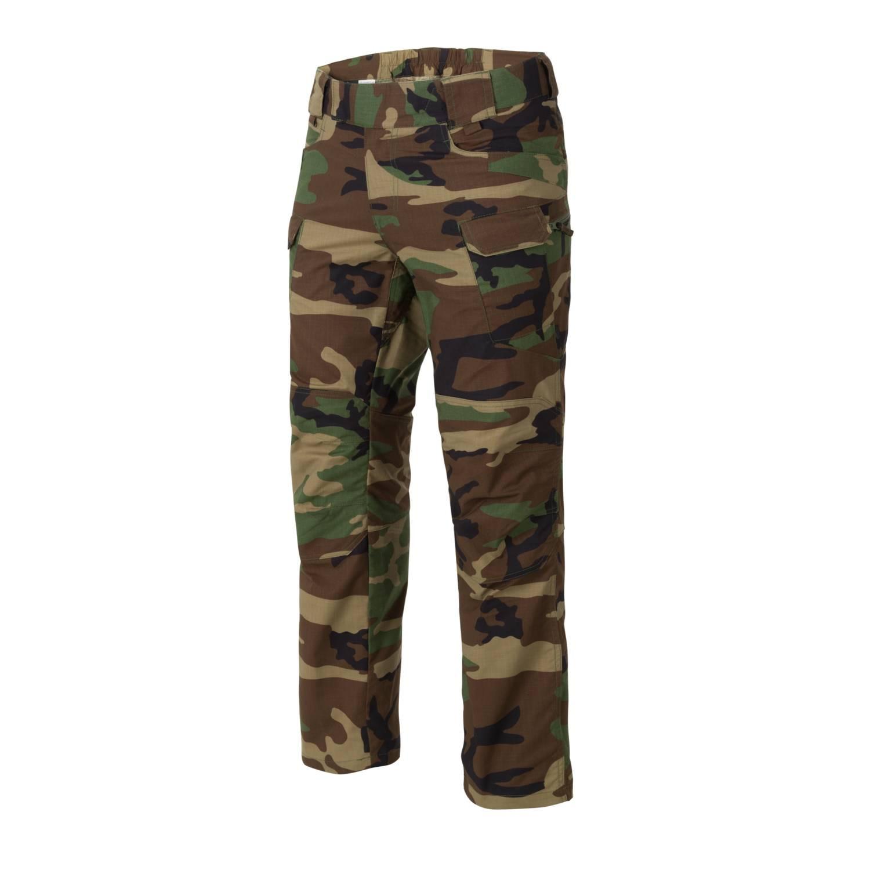 Kalhoty UTP®  URBAN TACTICAL rip-stop WOODLAND