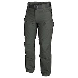 Kalhoty URBAN TACTICAL rip-stop JUNGLE GREEN