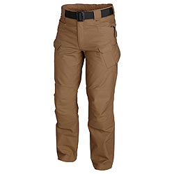 Kalhoty URBAN TACTICAL MUD BROWN rip-stop