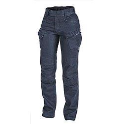 Kalhoty dámské URBAN TACTICAL rip-stop DENIM BLUE