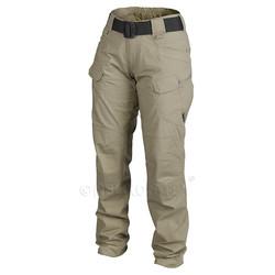 Kalhoty dámské URBAN TACTICAL rip-stop KHAKI