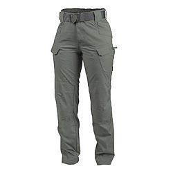 Kalhoty dámské URBAN TACTICAL rip-stop ZELENÉ