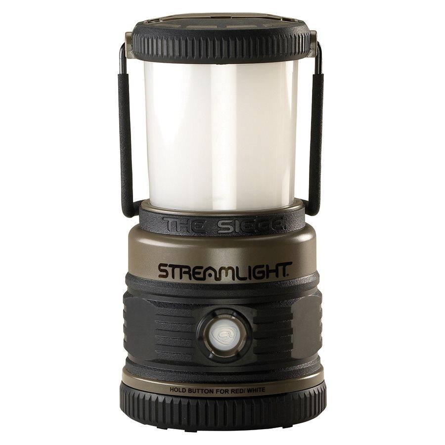 Svítilna SIEGE LED