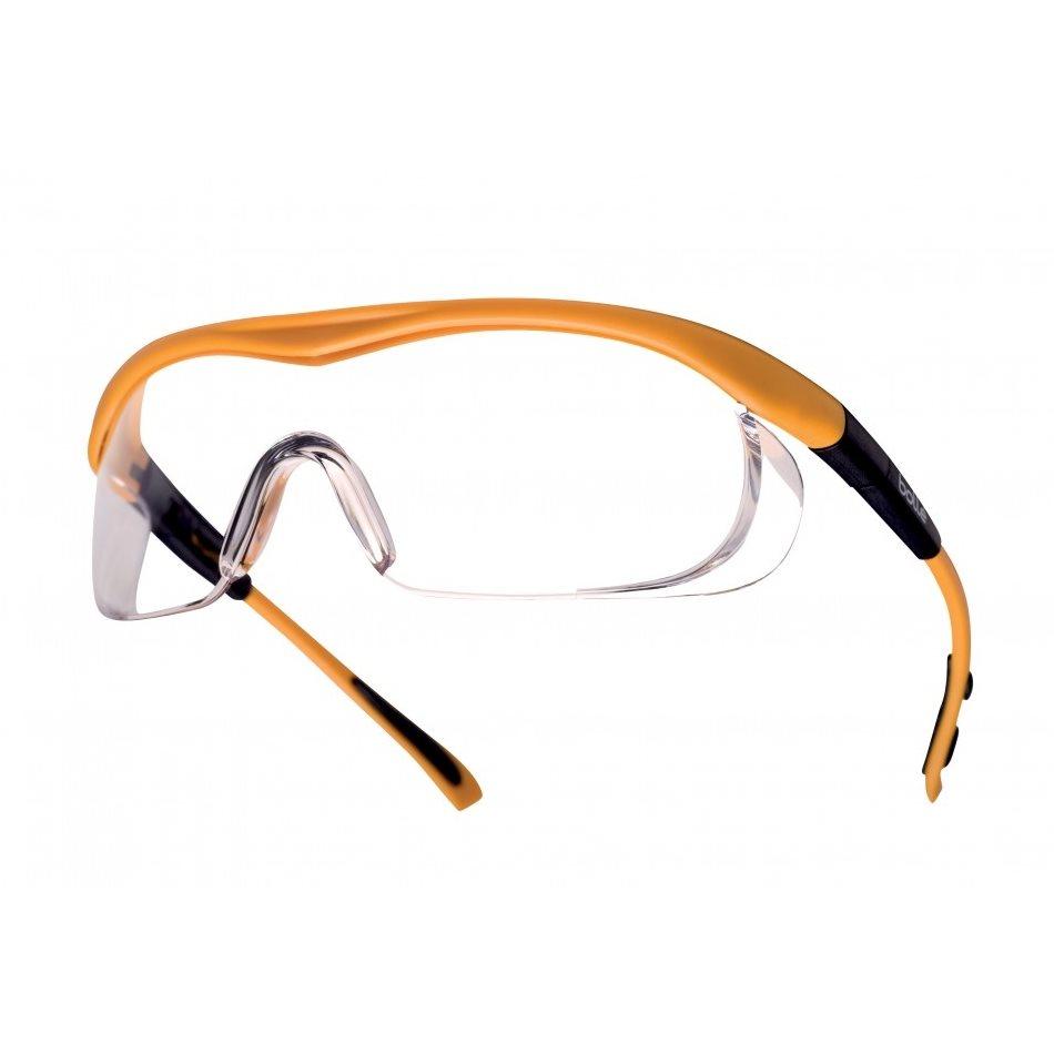 Brýle ochranné TARGA ORANŽOVÉ