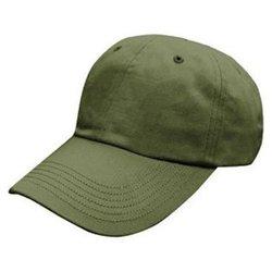 Èepice TEAM CAP baseballová ZELENÁ