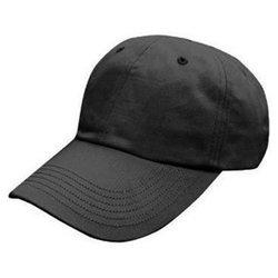 Èepice TEAM CAP baseballová ÈERNÁ - zvìtšit obrázek