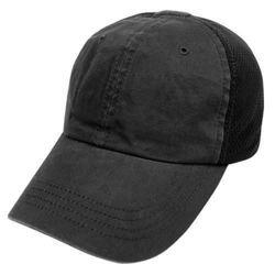 Èepice TEAM CAP MESH baseballová ÈERNÁ - zvìtšit obrázek