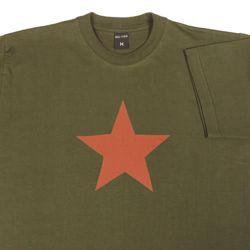 Triko krátký rukáv RED STAR ZELENÉ - zvìtšit obrázek