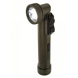 Svítilna GI fajfka 6 LED (3 bílé   RGB) ZELENÁ - zvìtšit obrázek