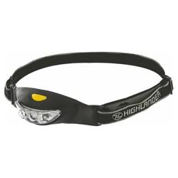 Svítilna èelová Ray 3 LED