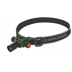 Svítilna èelová FOCUS 3W LED/120 Lumens - zvìtšit obrázek