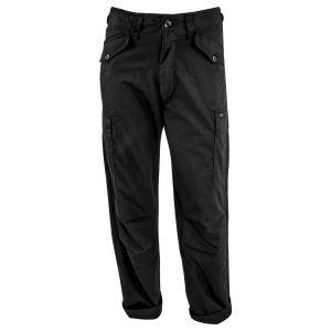 Kalhoty M65 MILITARY STYLE rip-stop ÈERNÉ