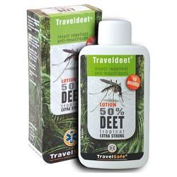 Repelent proti hmyzu 50  DEET Traveldeet