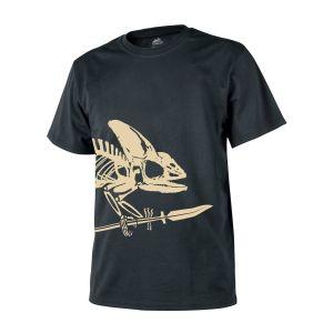 Triko skelet chameleona ÈERNÉ