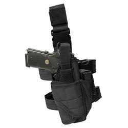 Pouzdro pistolové stehenní TORNADO ÈERNÉ