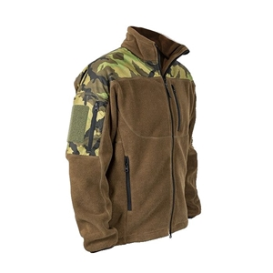 Bunda fleece Polartec® RAVEN s rameny vz.95