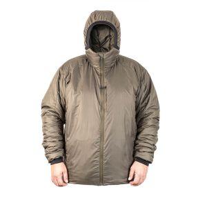 Bunda zimní BARRA s kapucí Climashield® ZELENÁ - zvìtšit obrázek