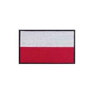 Nášivka vlajka POLSKO