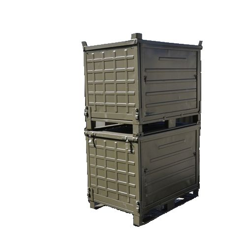 Paleta kovová S1000 použitá
