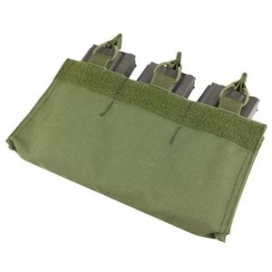 Vložka do vesty MOPC pro 3 zásobníky M4 ZELENÁ