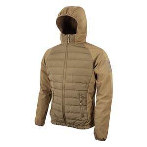 Bunda SNEAKER softshell/fleece COYOTE - zvìtšit obrázek