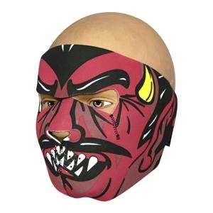 Maska celooblièejová NEOPREN 3mm DEVIL - zvìtšit obrázek